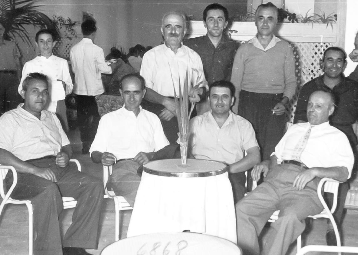 """Dipendenti dell'azienda """"F.lli Ferriani"""""""