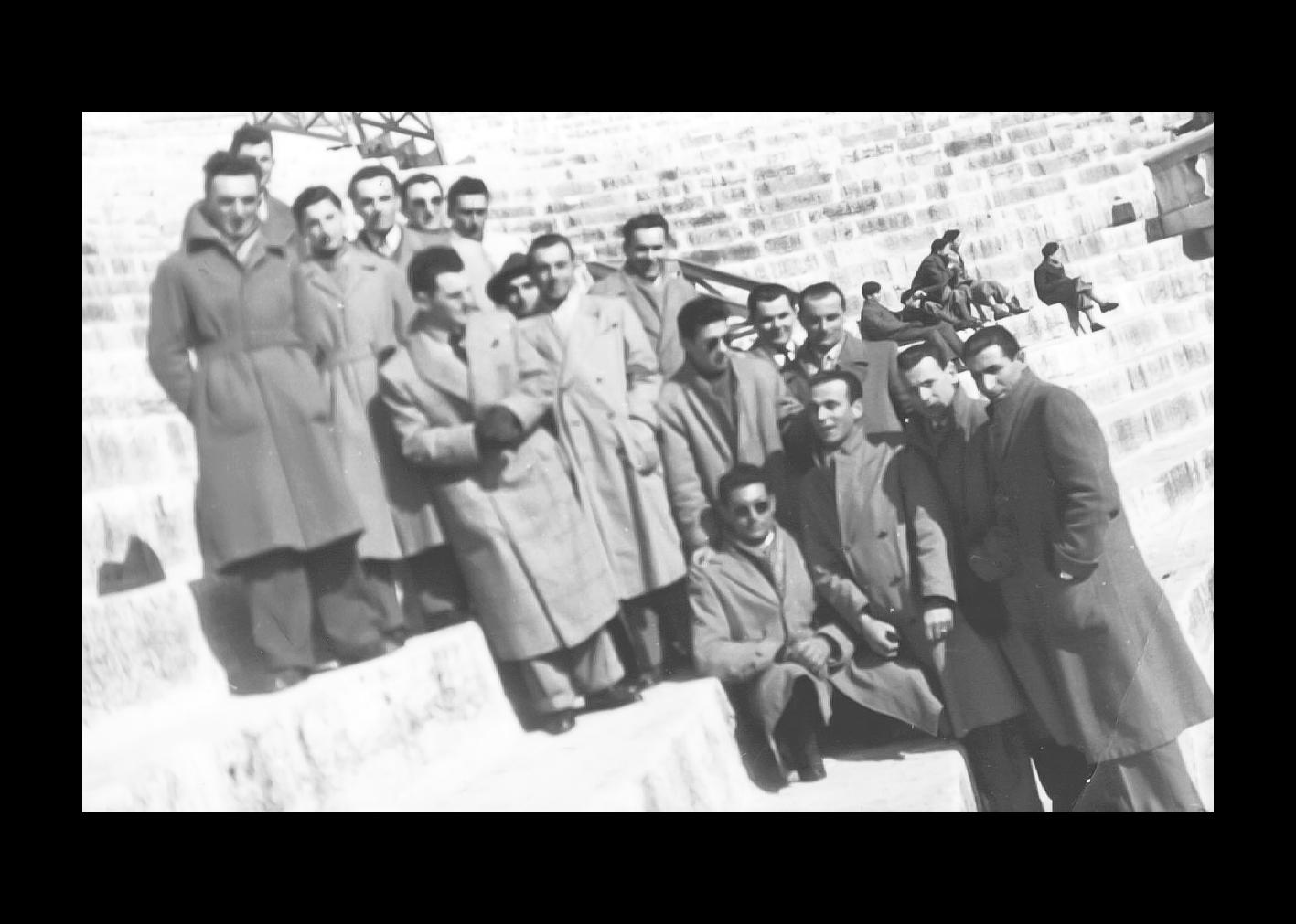 """Dipendenti dell'azienda """"F.lli Toselli"""""""