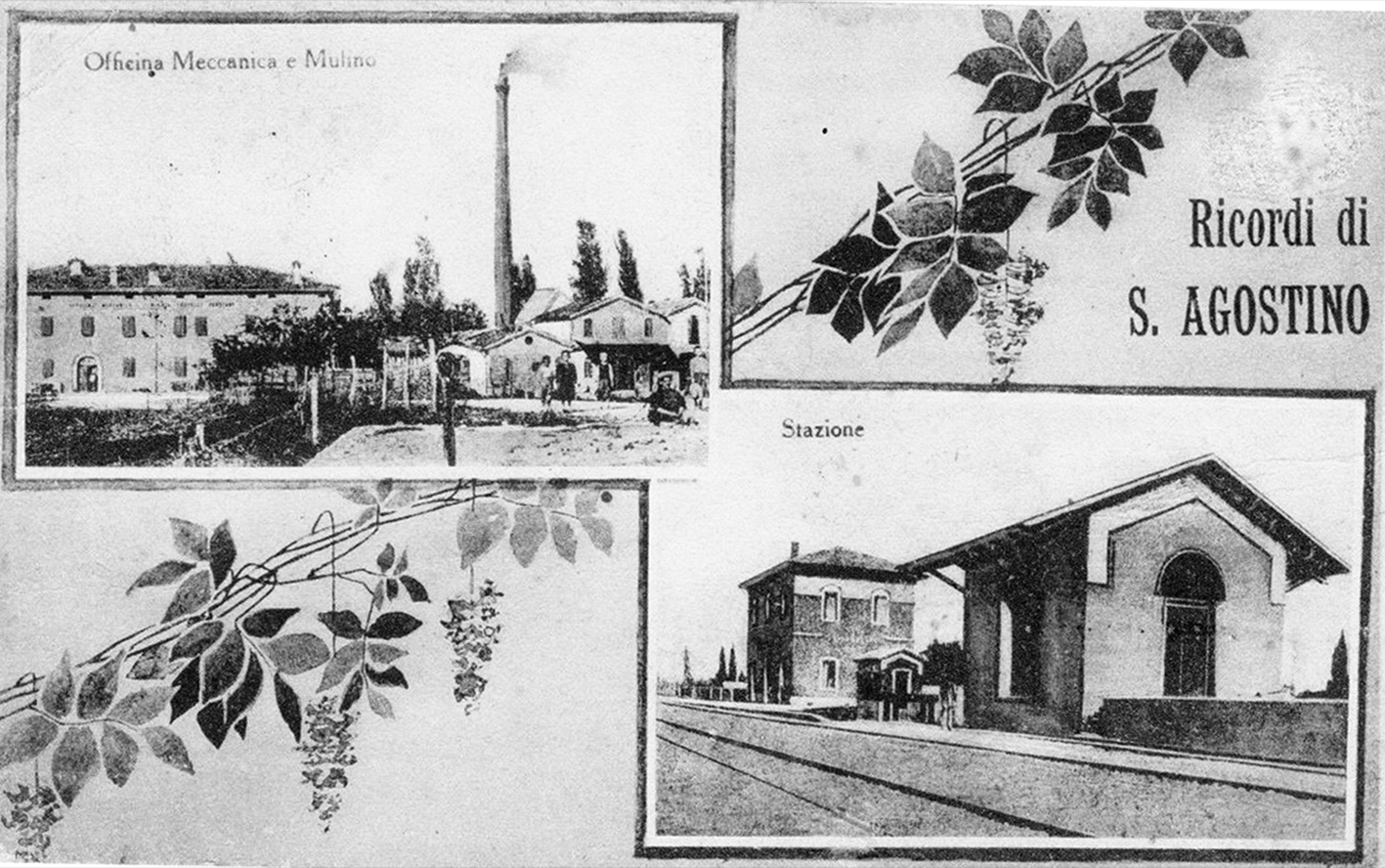 Cartolina inizi Novecento