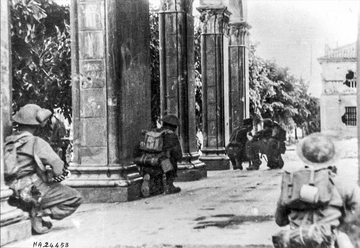 Aprile 1945 – Liberazione Mirabello – 2