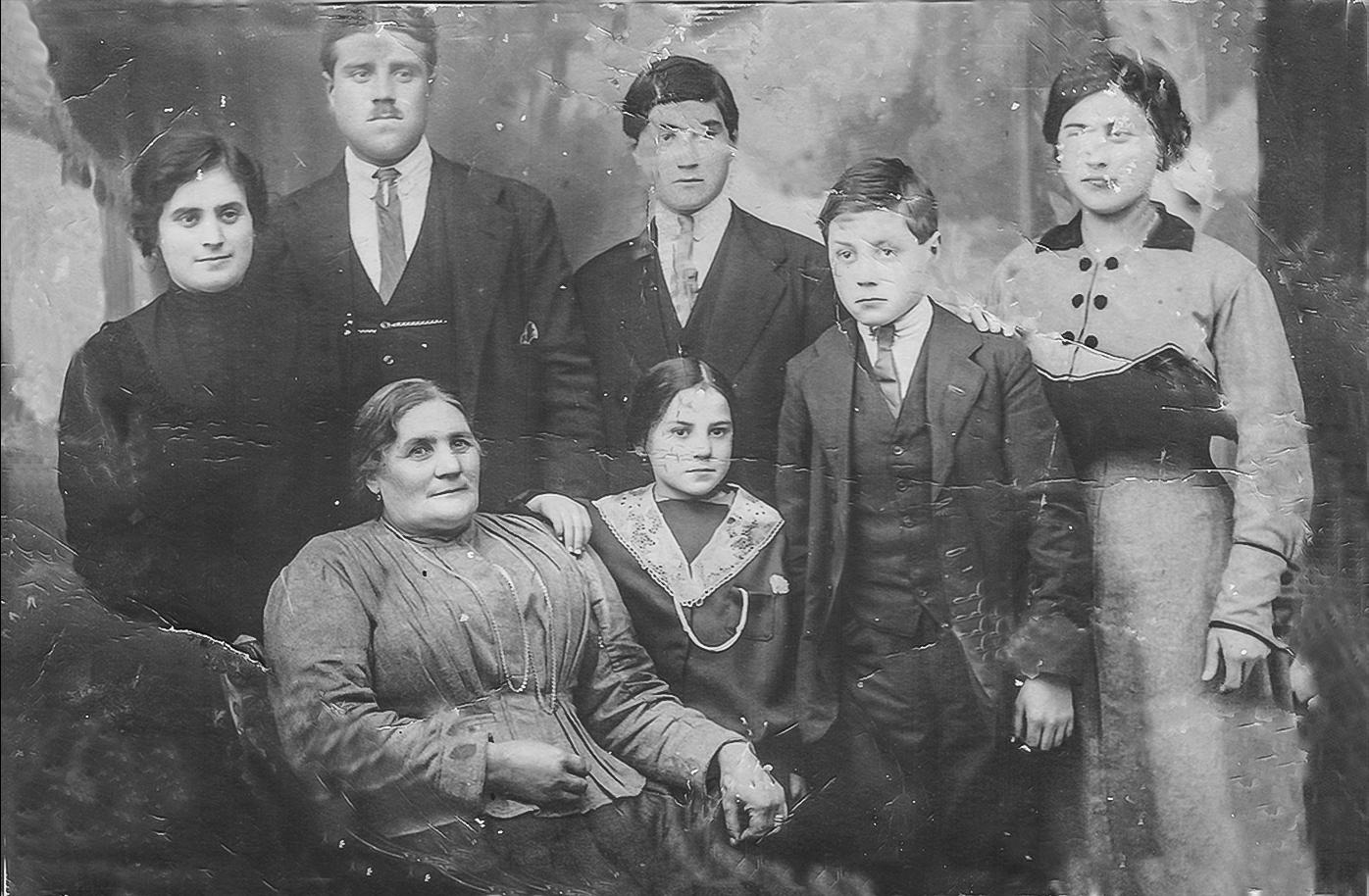 Famiglia Manferdini – Mirabello