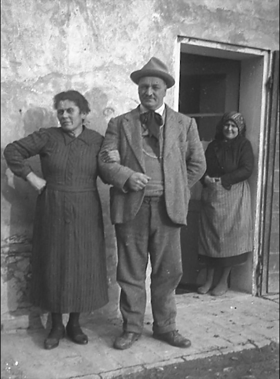 Florindo Righi e Adele Squarzola
