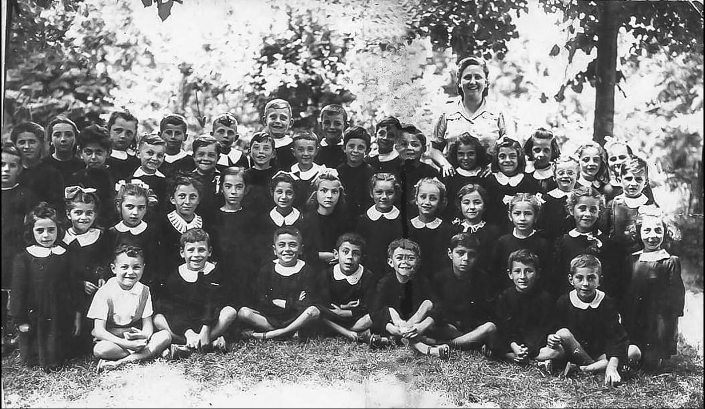 Classe elementare 1948-1949