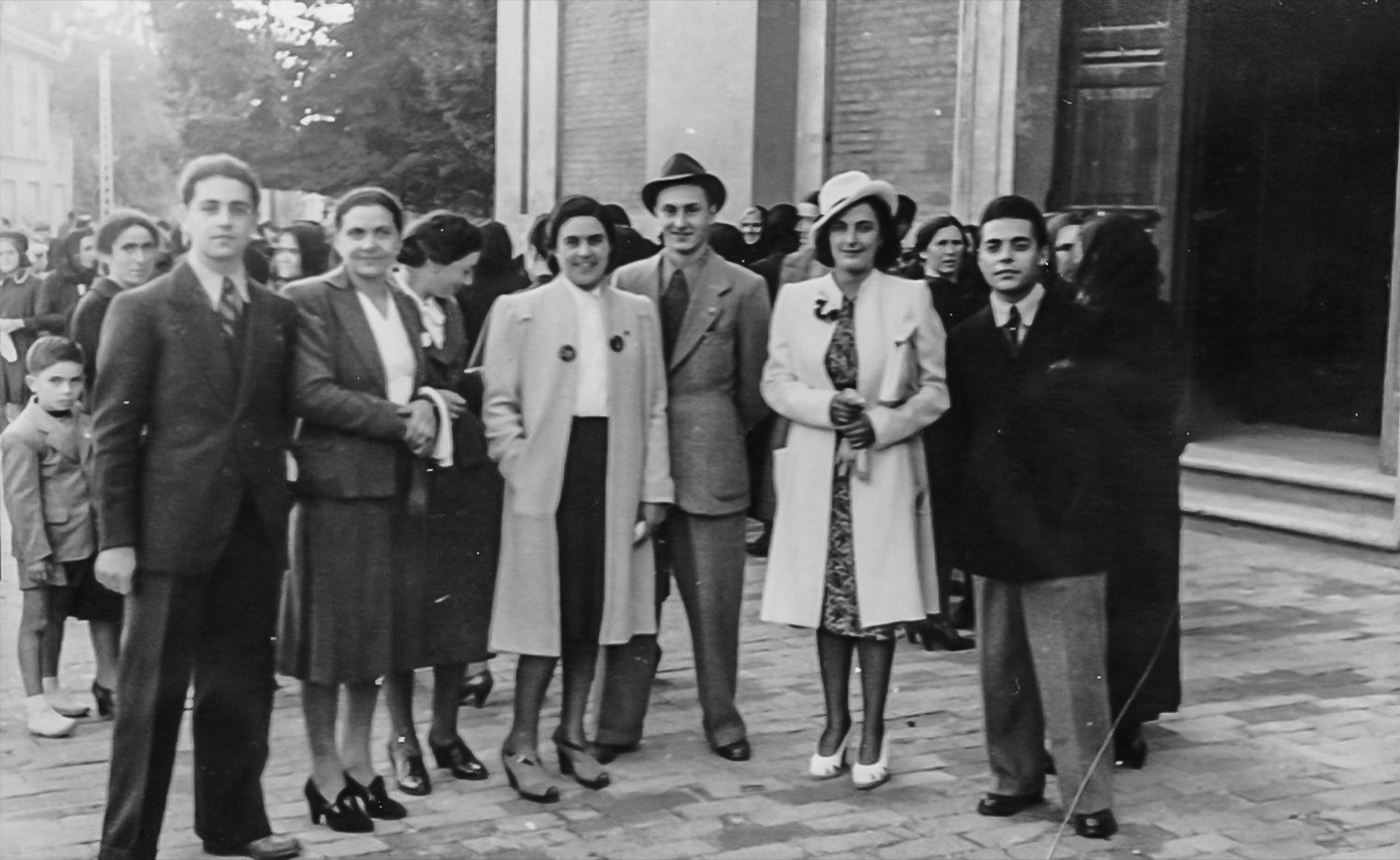 Famiglie Corvini e Lodi