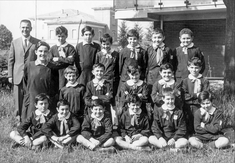 Foto di classe 1968-69