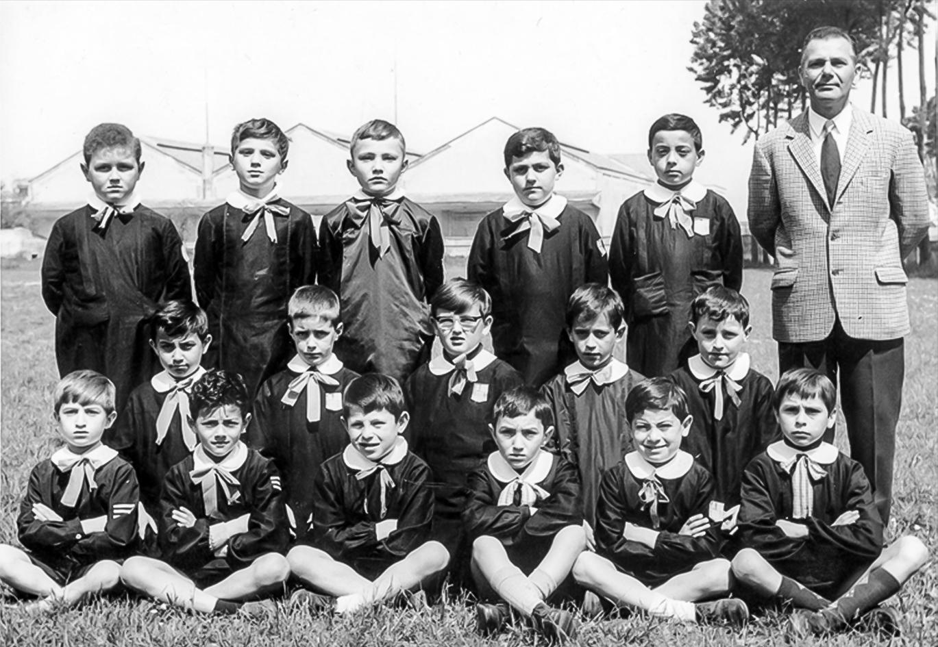 Foto di classe 1966-67