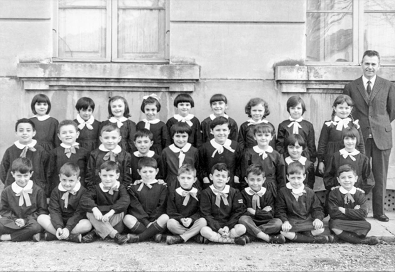 Foto di classe 1965-66