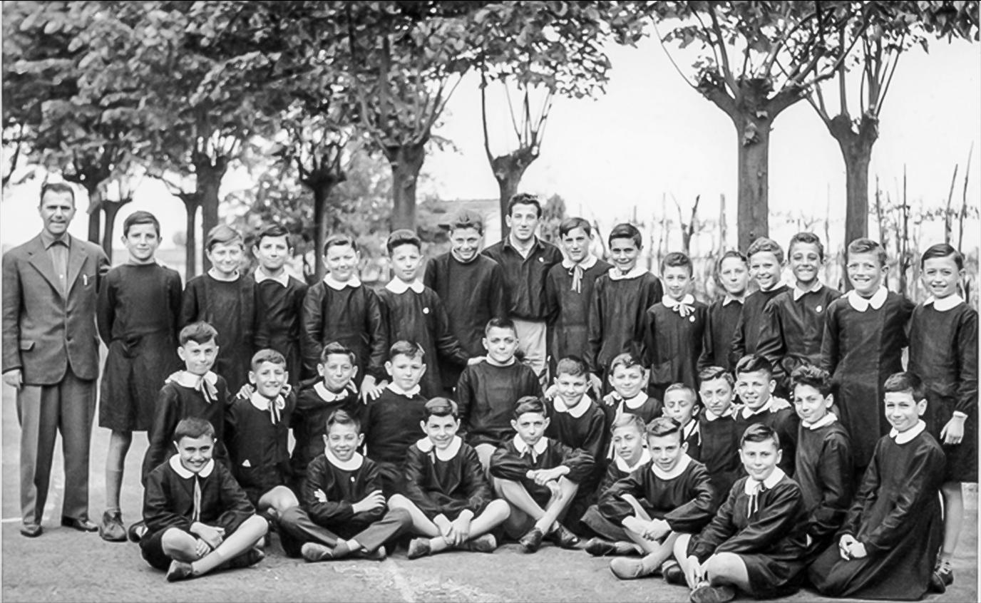 Foto di Classe 1958