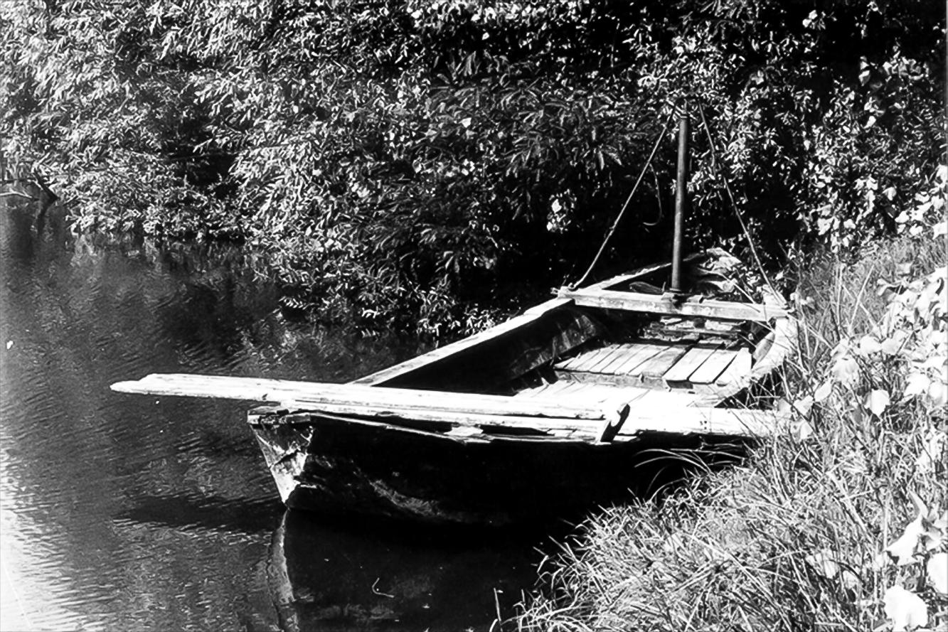 La barca del passatore